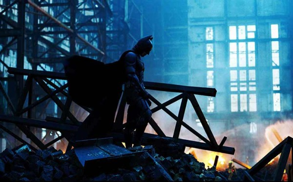 An image from Christopher Nolan's The Dark Knight