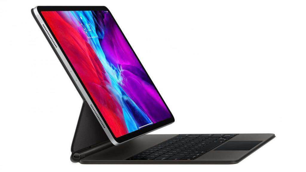 iPad Pro and Magic Keyboard